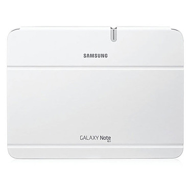 Samsung EFC-1G2NWE Book Cover Blanc (pour Samsung Galaxy Note 10.1) Etui de protection pour Galaxy Note 10.1