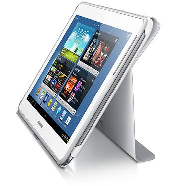 Avis Samsung EFC-1G2NWE Book Cover Blanc (pour Samsung Galaxy Note 10.1)
