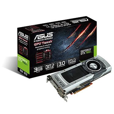 ASUS GTX780TI-3GD5 - GeForce GTX 780 Ti 3 Go