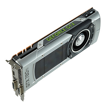 Acheter ASUS GTX780TI-3GD5 - GeForce GTX 780 Ti 3 Go