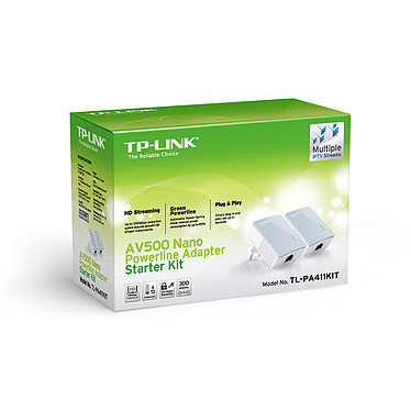 Avis TP-LINK TL-PA411Kit