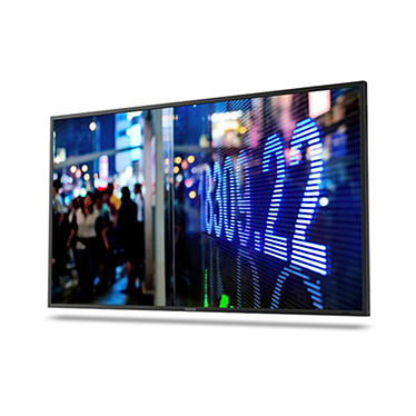 "Toshiba 55"" TD-Z 551 1920 x 1080 pixels - 6.5 ms - Format large 16/9 - Full HD - Dalle VA - Noir"