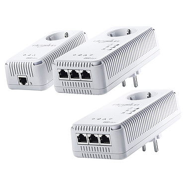 Devolo dLAN 500 AV Wireless+ Starter Kit + Devolo dLAN 500 AV Wireless+