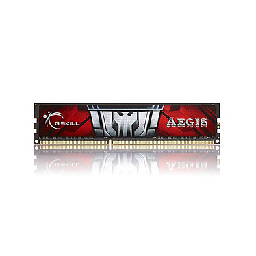 G.Skill Aegis Series 8 Go DDR3 1600 MHz CL11 RAM DDR3 PC3-12800 - F3-1600C11S-8GIS