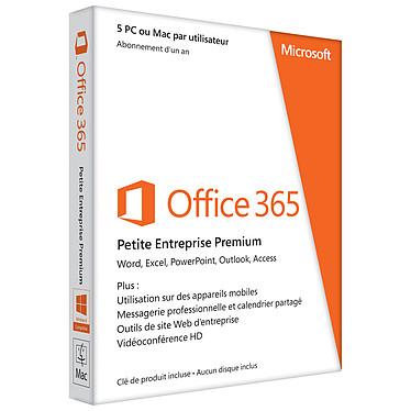 Microsoft Office 365 Petite Entreprise Premium