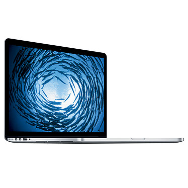 "Apple MacBook Pro 15"" Retina (MJLQ2F/A) Intel Core i7 (2.2 GHz) 16 Go SSD 256 Go 15.4"" LED Wi-Fi AC/Bluetooth Webcam Mac OS X Sierra"