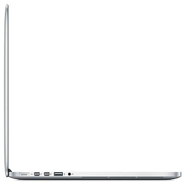 "Avis Apple MacBook Pro 15"" Retina (MGXC2F/A) + AppleCare Protection Plan 3 ans"