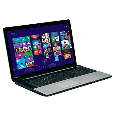"Toshiba Satellite L70-A-12Z Intel Core i7-4000MQ 4 Go 1 To 17.3"" LED NVIDIA GeForce GT 740M Graveur DVD Wi-Fi N/Bluetooth Webcam Windows 8.1 64 bits"