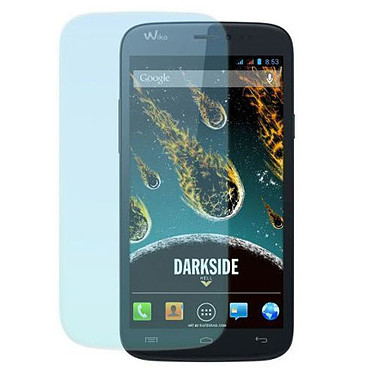 Muvit Screen Protector pour Wiko Darkside Lot de 2 films de protection écran pour Wiko Darkside