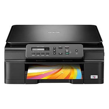 Brother DCP-J132W Imprimante Multifonction jet d'encre couleurs 3-en-1 AirPrint et Google Cloud Print