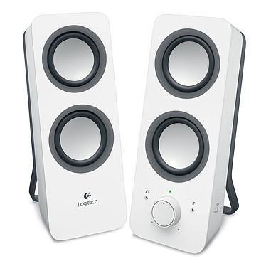Logitech Multimedia Speakers Z200 Blanc