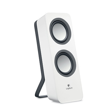 Avis Logitech Multimedia Speakers Z200 Blanc