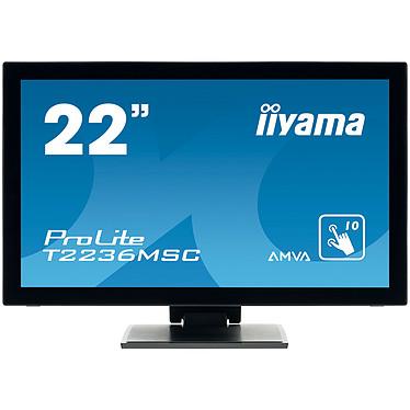 "iiyama 21.5"" LED Tactile - ProLite T2236MSC-B1"