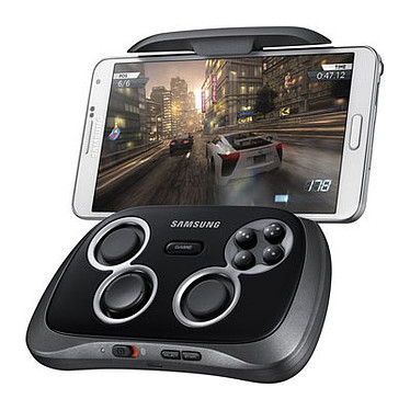 Samsung Game Pad pour Samsung Galaxy Note 3 Manette portable Bluetooth pour Samsung Galaxy Note 3