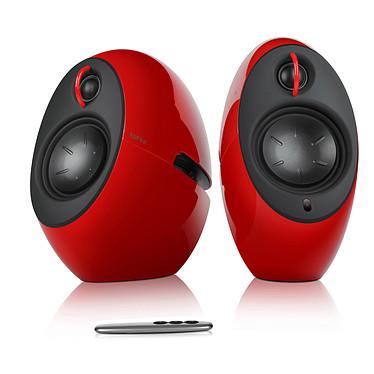 Edifier Eclipse Rouge Kit d'enceintes sans fil 2.2 Bluetooth avec deux caissons de basses intégrés