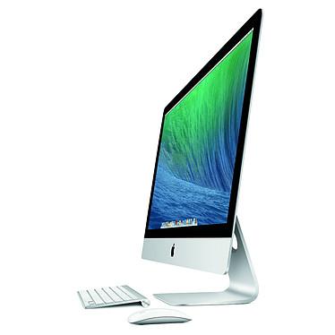 "Apple iMac 27 pouces (ME089F/A-i7-16-3To) Intel Core i7 (3.5 GHz) 16 Go 3 To LED 27"" NVIDIA GeForce GTX 775M Wi-Fi AC/Bluetooth Webcam Mac OS X Mavericks"
