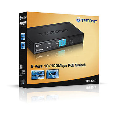 Comprar TRENDnet TPE-S44
