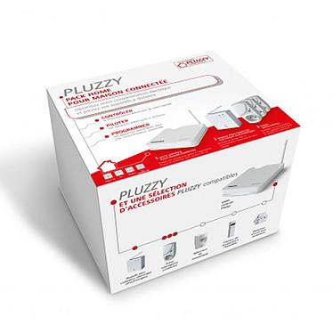 Toshiba Pluzzy Pack Home Pilotage énergétique pour une maison connectée avec 1 unité centrale, 1 module pour compteur électrique et 3 prises intelligentes