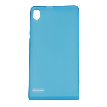 Huawei TPU Case Bleu Huawei Ascend P6