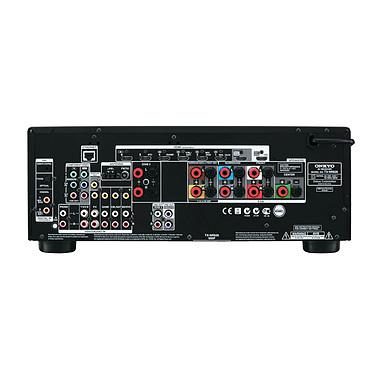 Acheter Onkyo TX-NR626 Noir + Jamo S 628 HCS Black Ash