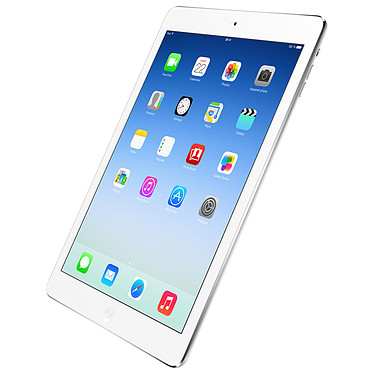 Apple iPad Air Wi-Fi + Cellular 64 Go Argent pas cher