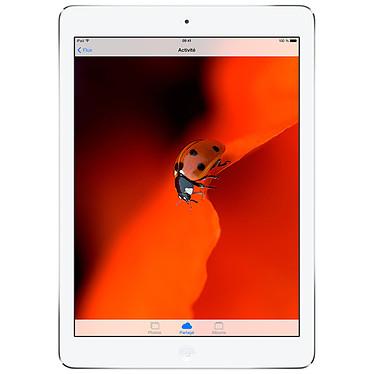 Avis Apple iPad Air Wi-Fi + Cellular 16 Go Argent