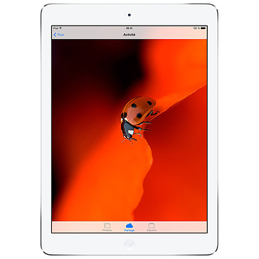 Avis Apple iPad Air Wi-Fi + Cellular 64 Go Argent
