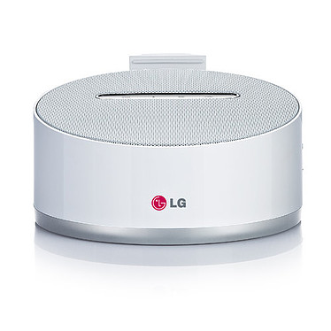 LG ND1530 Station d'accueil pour iPod / iPhone / iPad Bluetooth APT-X