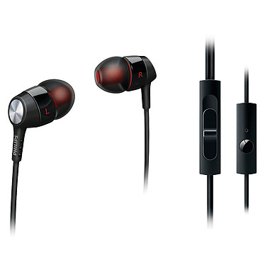Philips SHE8005 Ecouteurs intra auriculaires