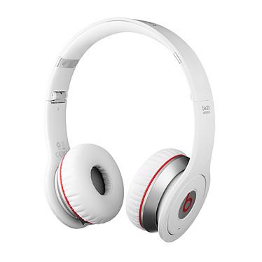 Beats Wireless Blanc Casque supra-auriculaire fermé Bluetooth avec microphone intégré