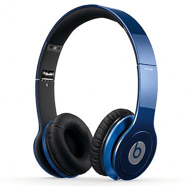Beats Solo HD Bleu Casque supra-auriculaire fermé avec microphone intégré