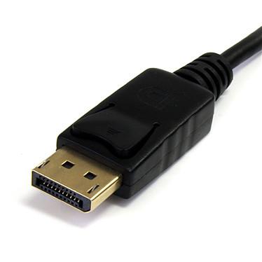 Avis Cordon DisplayPort 1.2 mâle / mini DisplayPort mâle (1.80 m)