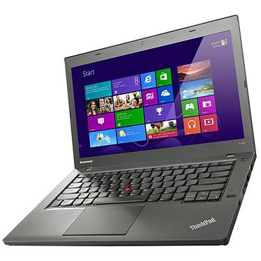 "Lenovo ThinkPad T440p Ultrabook (20AN0070FR) Intel Core i5-4200M 4 Go SSD 256 Go 14"" LED Wi-Fi AC/Bluetooth Webcam Windows 7 Professionnel 64 bits + Windows 8 Pro 64 bits"