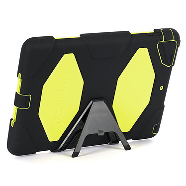Griffin Survivor Noire et Citron for iPad Air