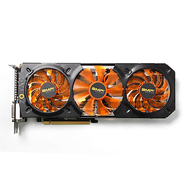 Avis ZOTAC GeForce GTX 780 Ti AMP! Edition 3GB