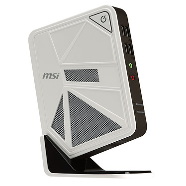 MSI Wind Box DC111-027XEU Intel Celeron 1037U 4 Go 500 Go Wi-Fi N (sans écran)