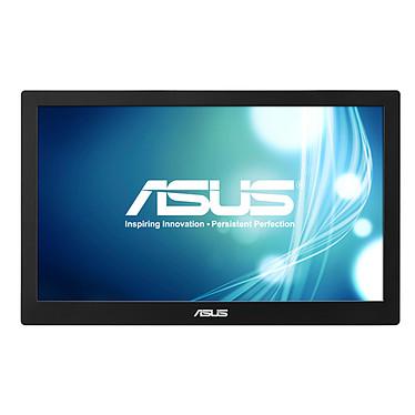 """ASUS 15.6"""" LED - MB168B+ 1920 x 1080 pixels - 11 ms - Format large 16/9 - Portable - Alimenté par port USB - Noir (Garantie constructeur 3 ans)"""