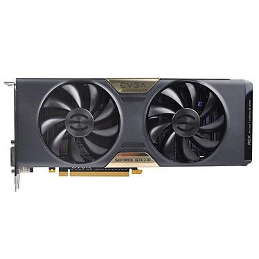 Acheter EVGA GeForce GTX 770 Dual ACX Cooler 4 Go