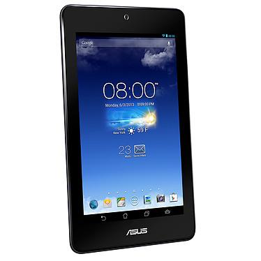 "ASUS MeMo Pad HD 7"" Bleu nuit ME173X-1B002A Tablette Internet - ARM Cortex A7 Quad-Core 1 Go SSD 16 Go 7"" LED Tactile IPS Wi-Fi N/Bluetooth Webcam Android 4.2"