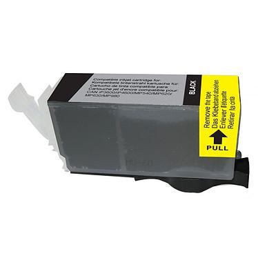Cartucho compatible con PGI-520BK (negro)