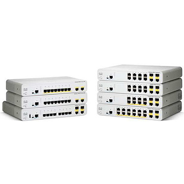 Cisco Catalyst 2960CG-8TC-L