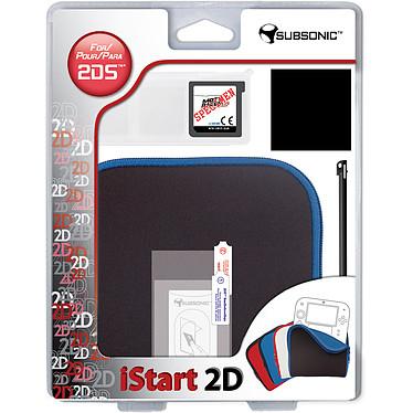 Subsonic iStart 2D Noir(Nintendo 2DS)