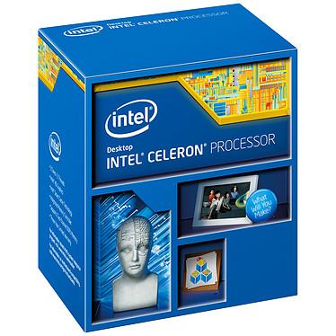 Intel Celeron G1840 (2.8 GHz) Processeur Dual Core Socket 1150 Cache L3 2 Mo Intel HD Graphics 0.022 micron (version boîte - garantie Intel 3 ans)