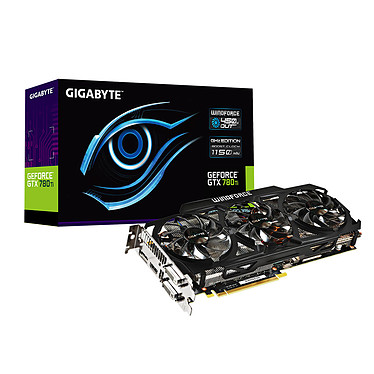 Gigabyte GV-N78TGHZ-3GD - GeForce GTX 780 Ti 3GB