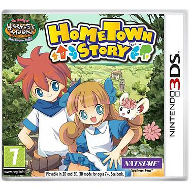 Hometown Story (Nintendo 3DS/2DS)