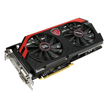 Avis MSI Radeon R9 290 GAMING 4G