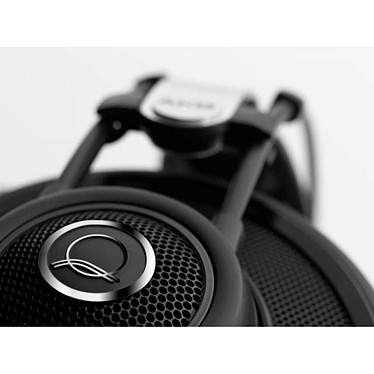 "Avis AKG Q 701 ""Quincy Jones Signature Line"" Noir"