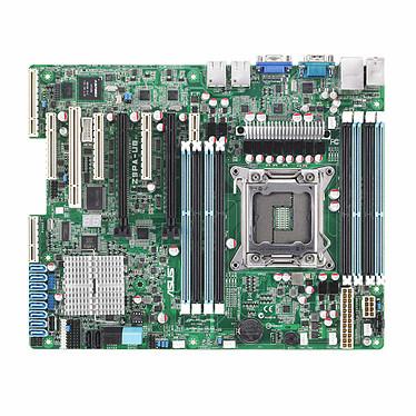 ASUS Z9PA-U8 Carte mère ATX Socket 2011 Intel C602 - SATA 6Gb/s - 2x PCI Express 3.0 16x - 2x Gigabit LAN