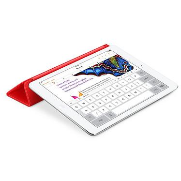 Avis Apple iPad Air Smart Cover Rouge