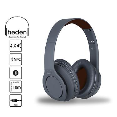 Heden Pro Sound negro Auriculares Circum-auriculares Bluetooth NFC con micrófono